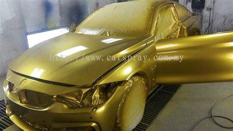 Bmw Spray Paint by Selangor Bmw Car Spray Gold Colour Bmw Car Spray Paint
