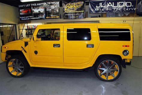 Radical Car Wallpaper Hd by Yellow Hummer Wallpaper Cars Wallpaper Better