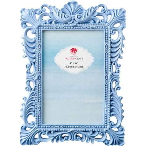 fashion craft serenity baroque picture frame walmart com