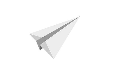 transparent origami paper free illustration paper planes aircraft send flat