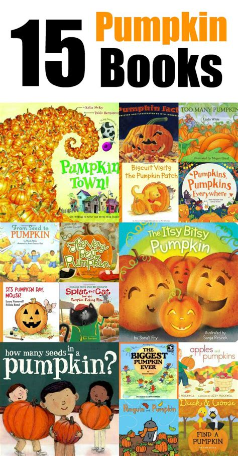 pumpkin picture books 15 pumpkin children s books spotted