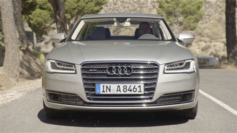 Audi A8 L W12 by 2015 Audi A8 L W12