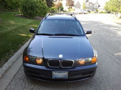 2000 Bmw 323i Wagon by Sell Used 2000 Bmw 323i Touring Wagon In Huntley Illinois