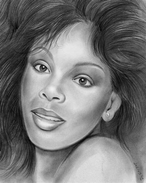 donna summers by gregchapin on deviantart