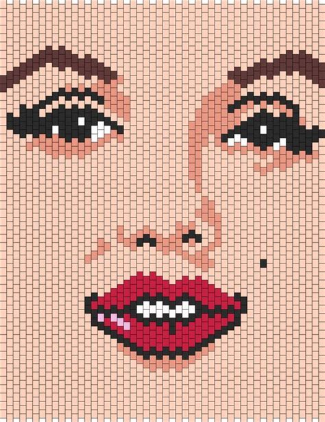 cool beading patterns marilyn and bead patterns on