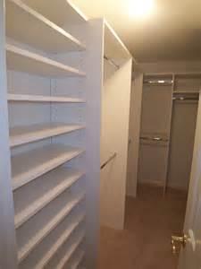 narrow walk in closet 25 best ideas about narrow closet on