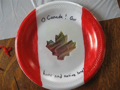 canada day crafts for craft for canada day diy crafts for