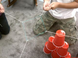 rubber sting projects 43 best images about teamwork activities on