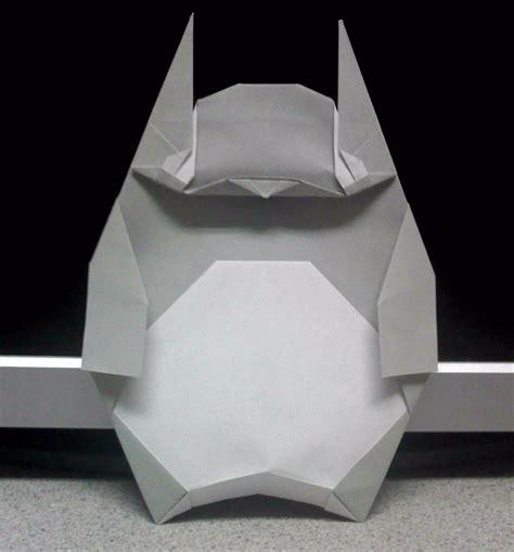origami totoro origami totoro by theorigamiarchitect on deviantart