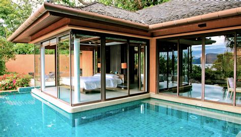 pool house plans with bedroom from pillow to pool 25 amazing bedrooms with pool