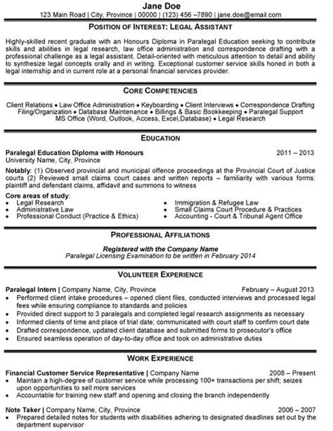 top legal resume templates amp samples