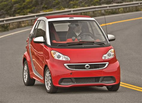 Lowest Mpg Car by 2014 Smart Fortwo Elecric Drive