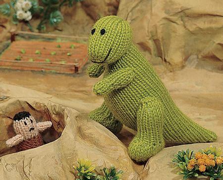 knit a dinosaur knitted dinosaurs georneys agu blogosphere