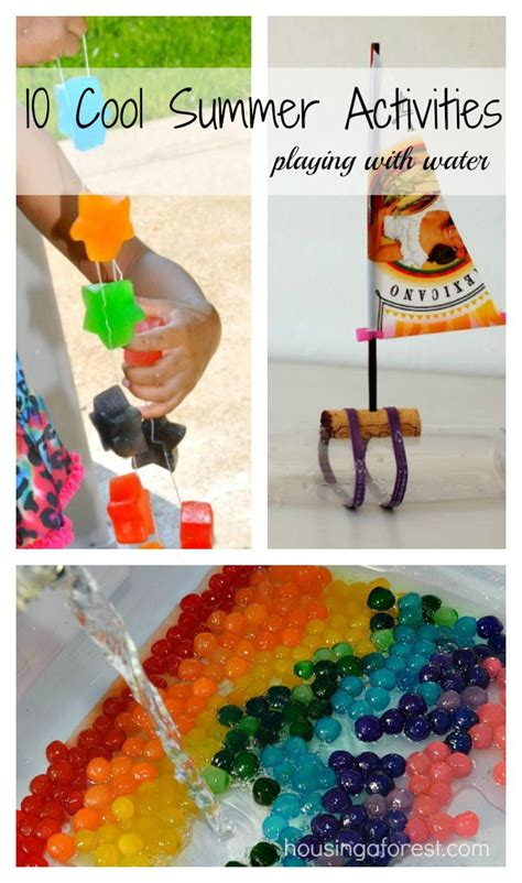 cool summer crafts for 10 cool summer activities housing a forest