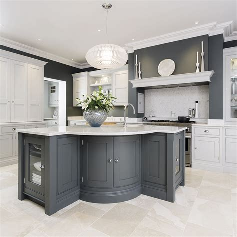 white kitchen ideas uk grey kitchen ideas that are sophisticated and stylish ideal home