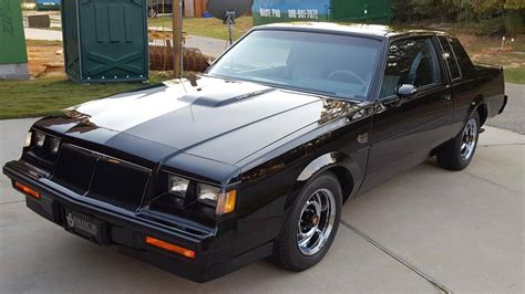 Grand National Motor For Sale by 1986 Buick Grand National For Sale 1886264 Hemmings