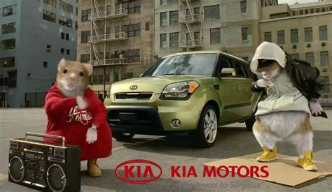 Kia Soul Hamster Commerical by Friendly Rides With Kia Soul Drivekia Golden
