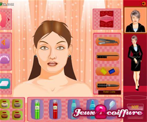 coiffure sur jeux fille gratuit design bild