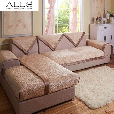 sofa covers for sectional decorative sofa cover sectional modern slipcover beige