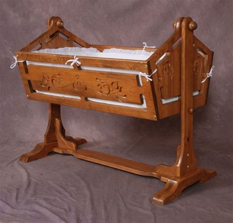 bassinet woodworking plans wooden baby cradle plans wooden rocking
