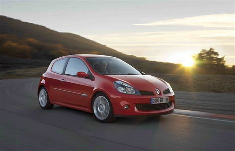 Renault Clio 2007 by 2007 Renault Clio Rs Picture 43468 Car Review Top Speed