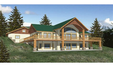 walkout basement home plans finished walkout basement house plans walkout basement house plans with porch water front home