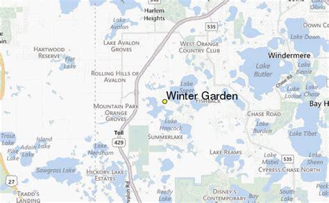 Garden Of Weather Winter Garden Weather Station Record Historical Weather