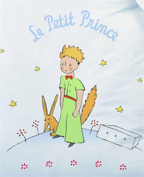 parrure housse de couette le petit prince douceur plushtoy