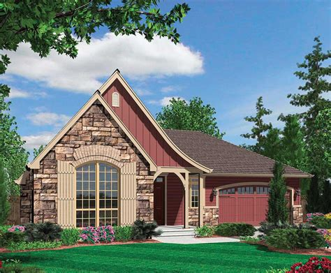 european cottage house plans european cottage plan with arched entry 69118am 1st floor master suite cad available
