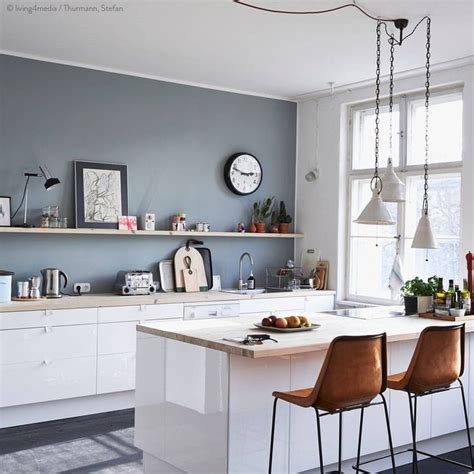 kitchen wall colour ideas 17 best ideas about blue wall colors on blue