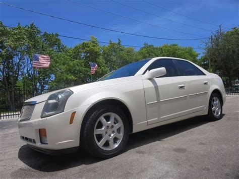 2005 Cadillac Cts 3 6 2005 cadillac cts 3 6 automatic for sale used cars on