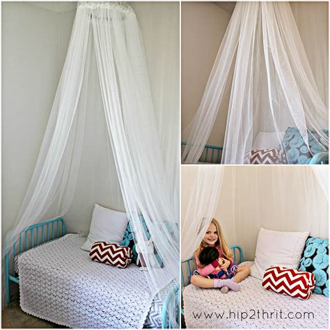 diy canopy craftaholics anonymous 174 how to make a bed canopy