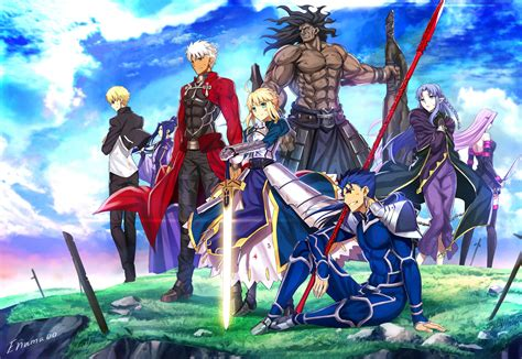 fate stay fate series fate stay saber lancer fate stay