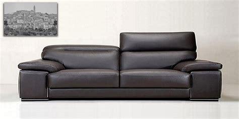 italian leather sofa italian leather sofa by calia maddalena