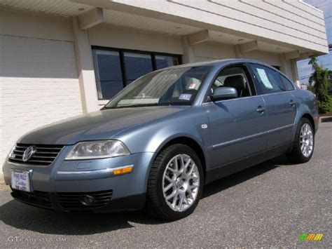 2003 Volkswagen Passat W8 by 2003 Vw Passat W8 4motion Problems