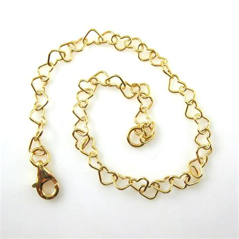 chains for jewelry wholesale wholesale gold plated sterling silver shaped chain
