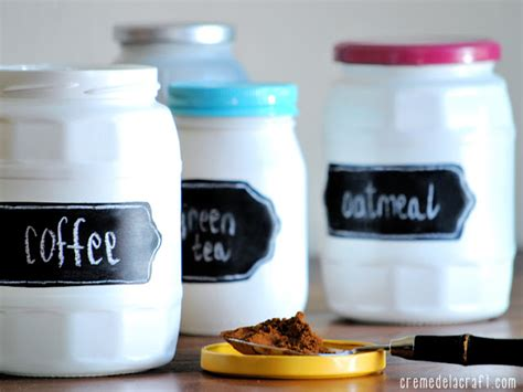 chalkboard paint labels diy diy chalkboard label jars