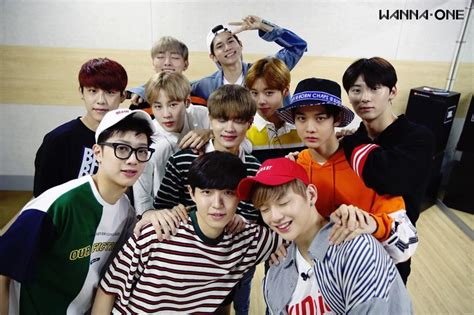 wanna one wanna one s agency expresses concern for members safety