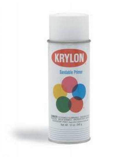 spray paint website krylon spray sandable primer 12 oz white at joann