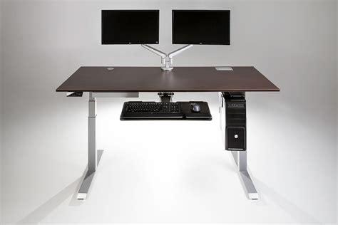desk standing moddesk pro adjustable height standing desk multitable