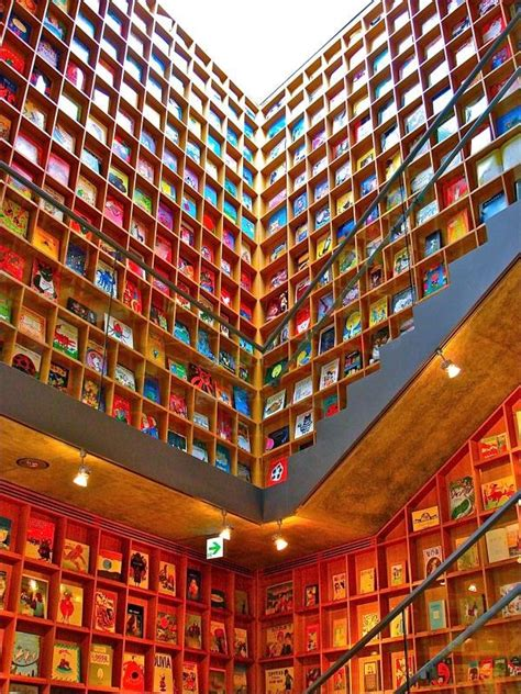 picture book library from treehouses to dollhouses 10 unique libraries