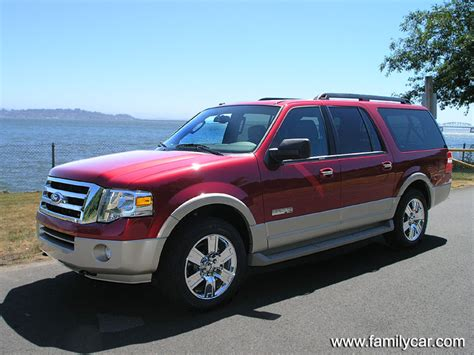 2007 ford expedition road test review carparts com