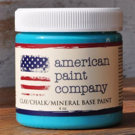 chalk paint american quot shoreline quot american paint co s chalk clay mineral
