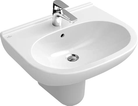 Sink Facet by O Novo Washbasin Oval 5160u5 Villeroy Amp Boch