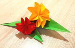 easy origami flowers easy origami flower great ideas for decor