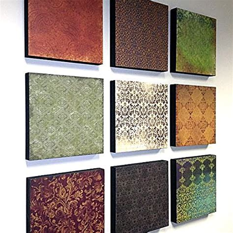 decoupage ideas walls diy wall with scrapbook papers hometalk