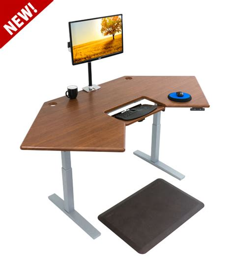 corner stand up desk corner desks standing desks