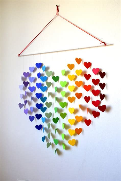 hanging craft projects 33 creative 3d wall projects meant to beautify your