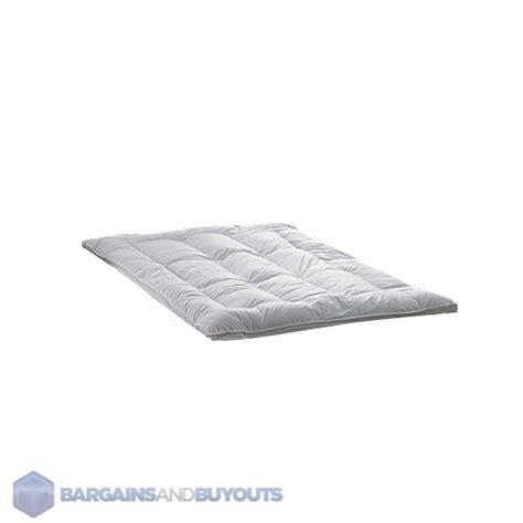 sleeper sofa mattress topper soft tex sleeper sofa mattress pillowtop topper ebay