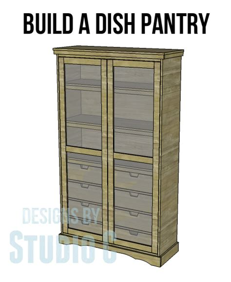 pantry woodworking plans diy pantry armoire plans